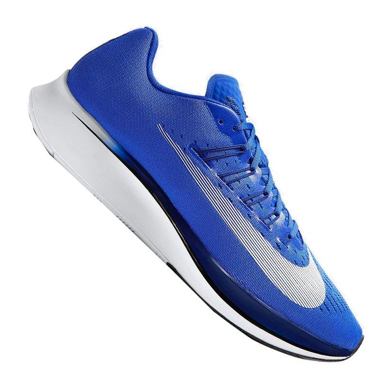 Nike Zoom Fly Running Blau Weiss F411 - blau