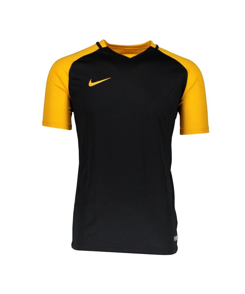 Nike kurzarm Trikot Trophy III Dry Team F010 - schwarz