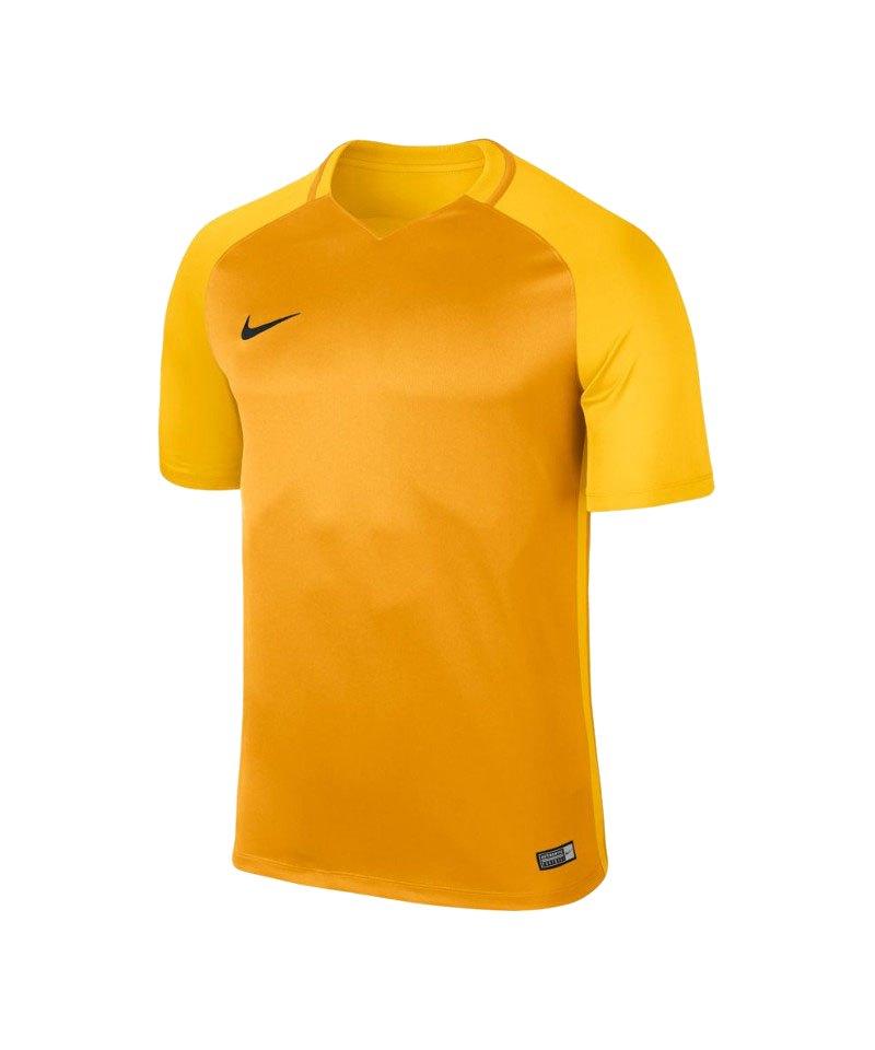 Nike kurzarm Trikot Trophy III Dry Team Gold F739 - gold