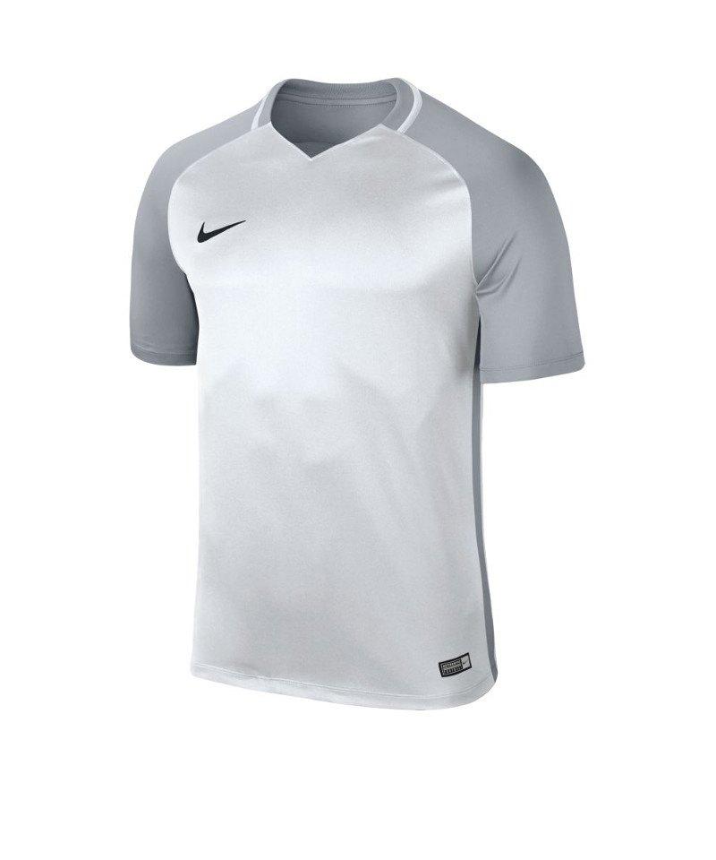 Nike Trikot kurzarm Trophy III Dry Team Kinder F100 - weiss