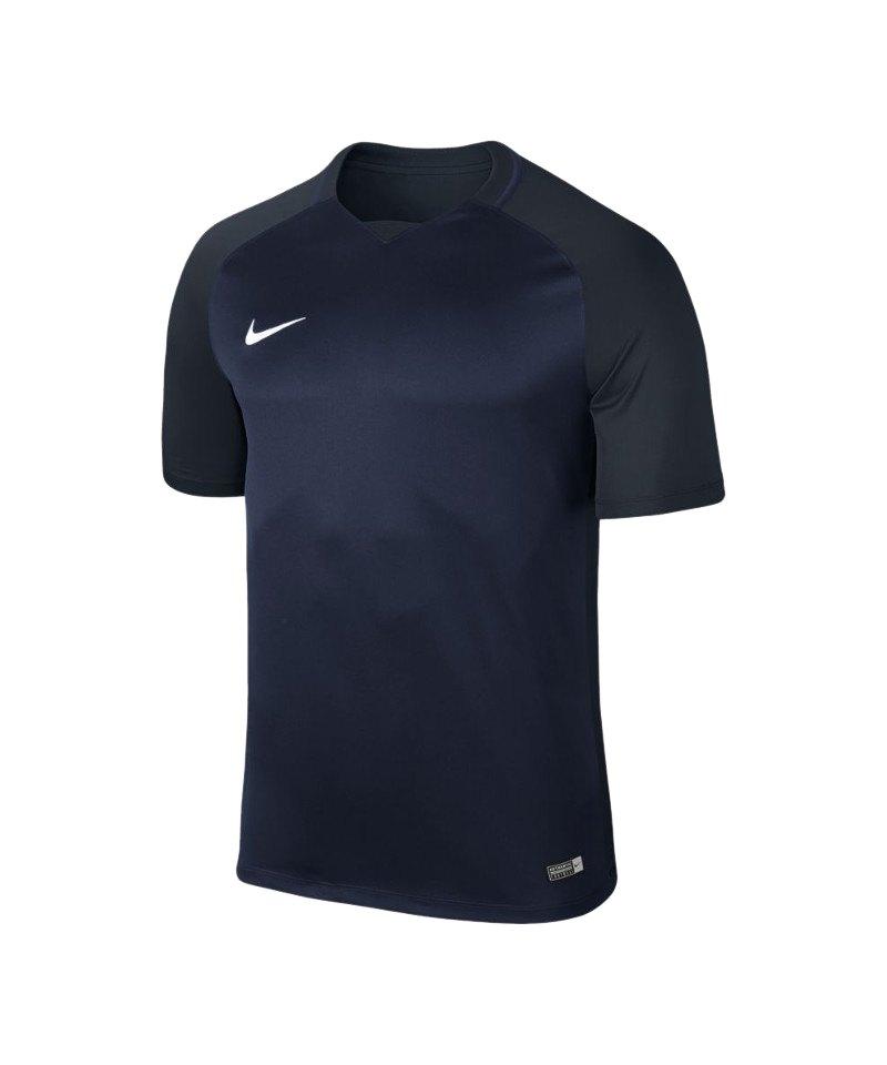 Nike Trikot kurzarm Trophy III Dry Team Kinder F410 - blau