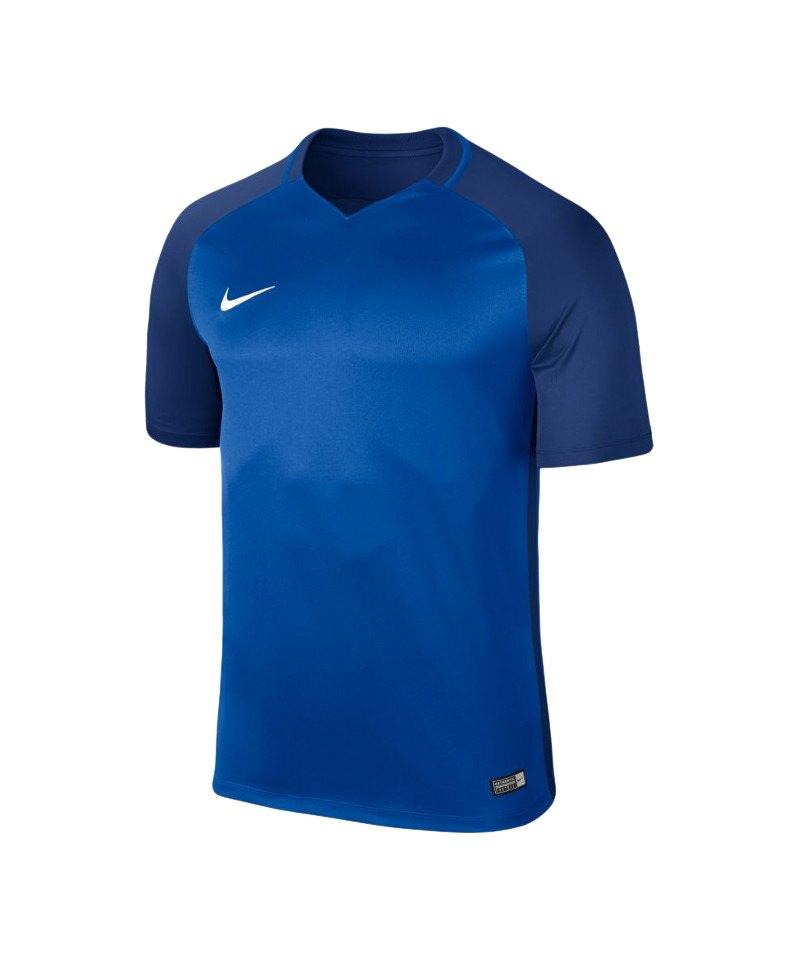 Nike Trikot kurzarm Trophy III Dry Team Kinder F463 - blau