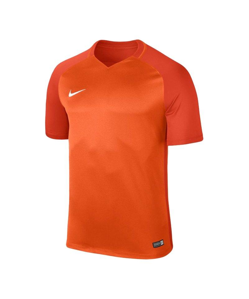 Nike Trikot kurzarm Trophy III Dry Team Kinder F815 - orange