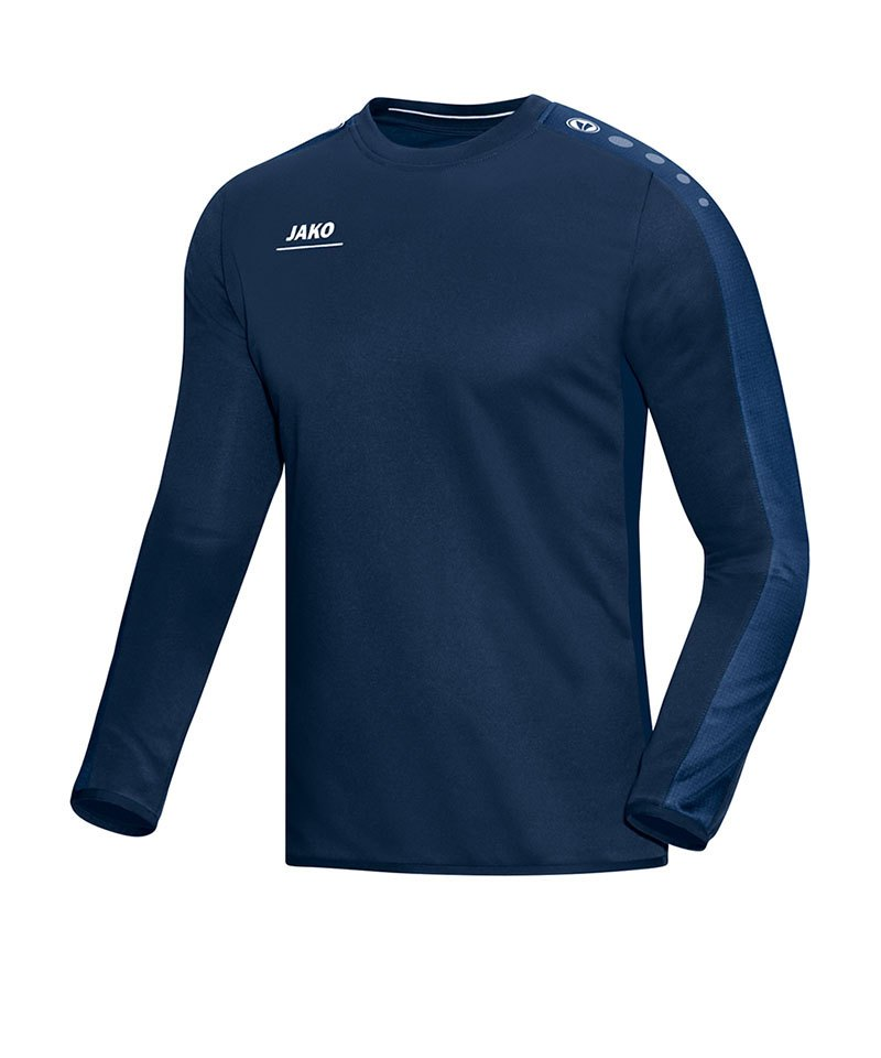 Jako Sweatshirt Striker Kinder Blau F09 - blau