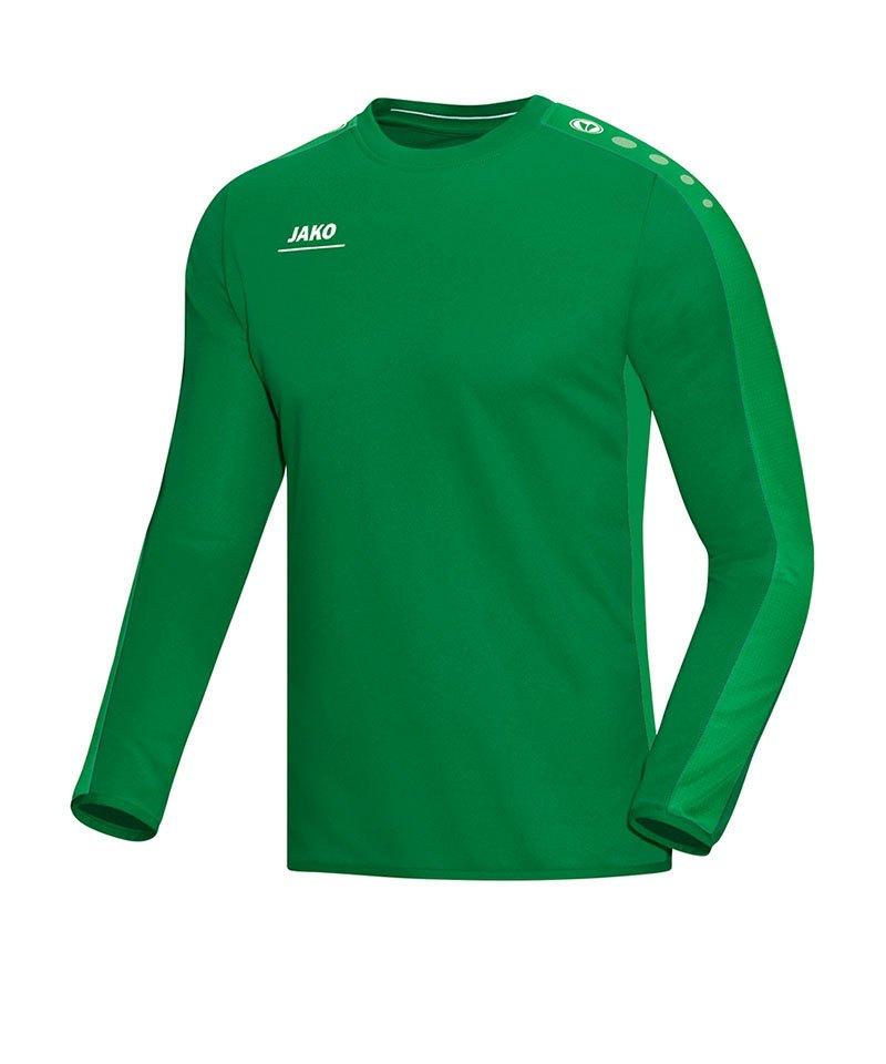 Jako Sweatshirt Striker Kinder Grün F06 - gruen