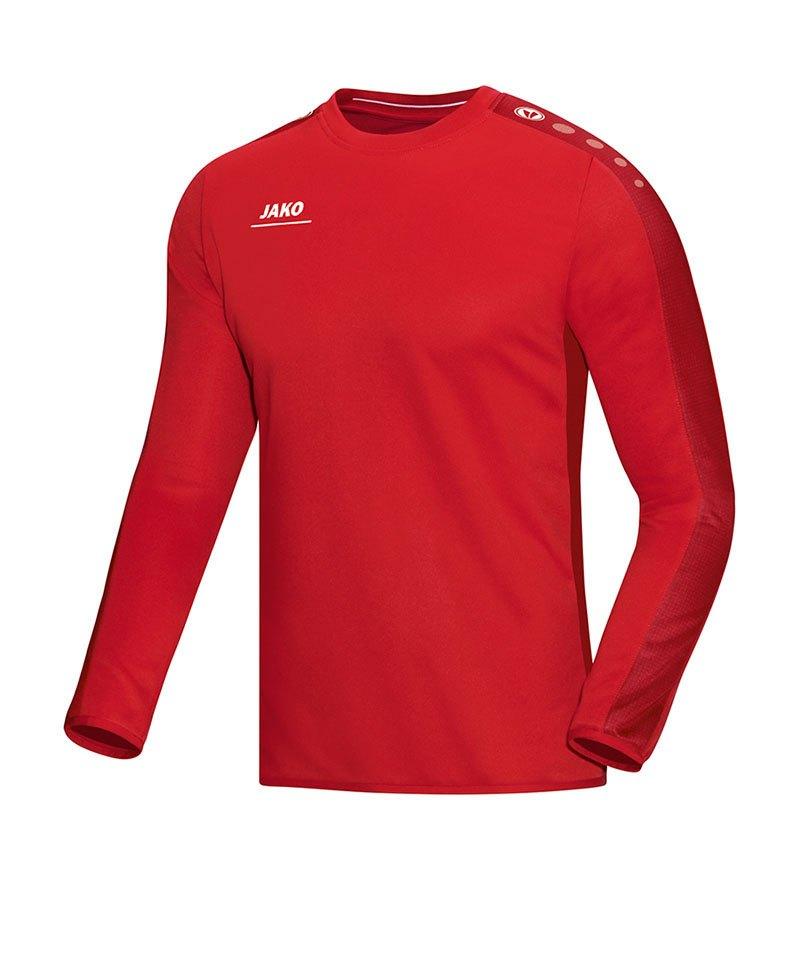 Jako Sweatshirt Striker Rot F01 - rot