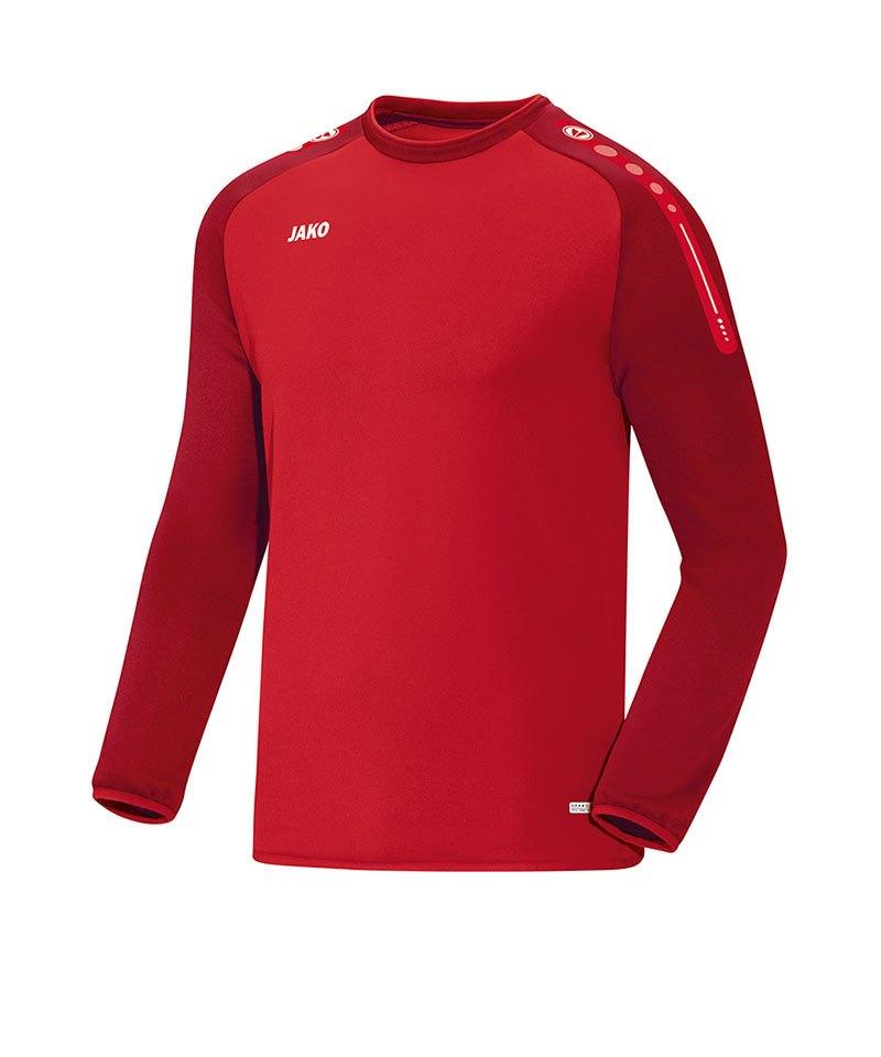 Jako Sweatshirt Champ Kinder Rot F01 - rot