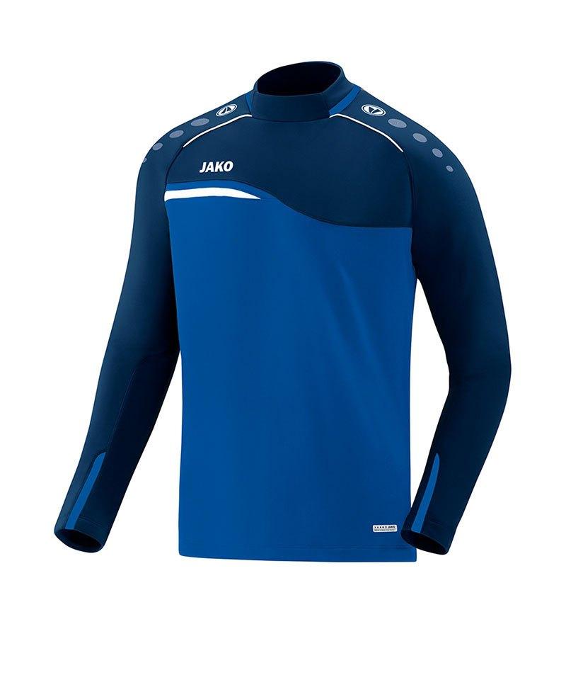 Jako Competition 2.0 Sweatshirt Kids Blau F49 - blau