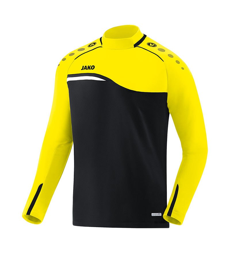 Jako Competition 2.0 Sweatshirt Kids Schwarz F03 - schwarz
