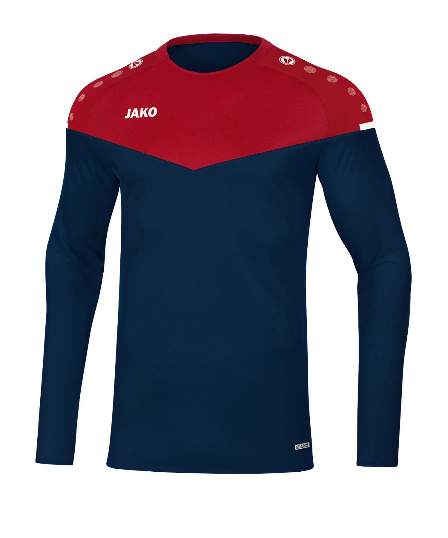 Jako Champ 2.0 Sweatshirt Blau F91 - blau