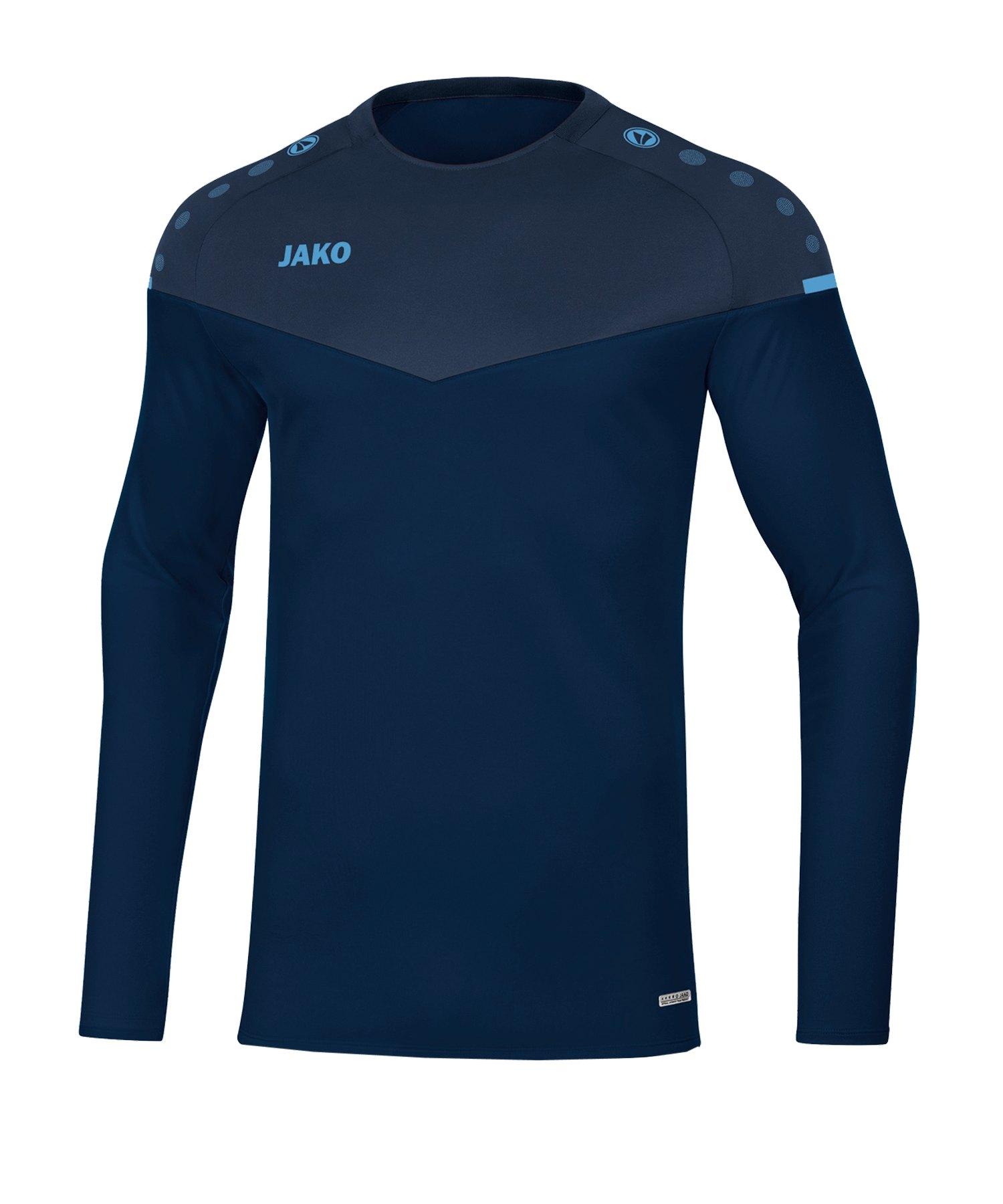 Jako Champ 2.0 Sweatshirt Blau F95 - blau