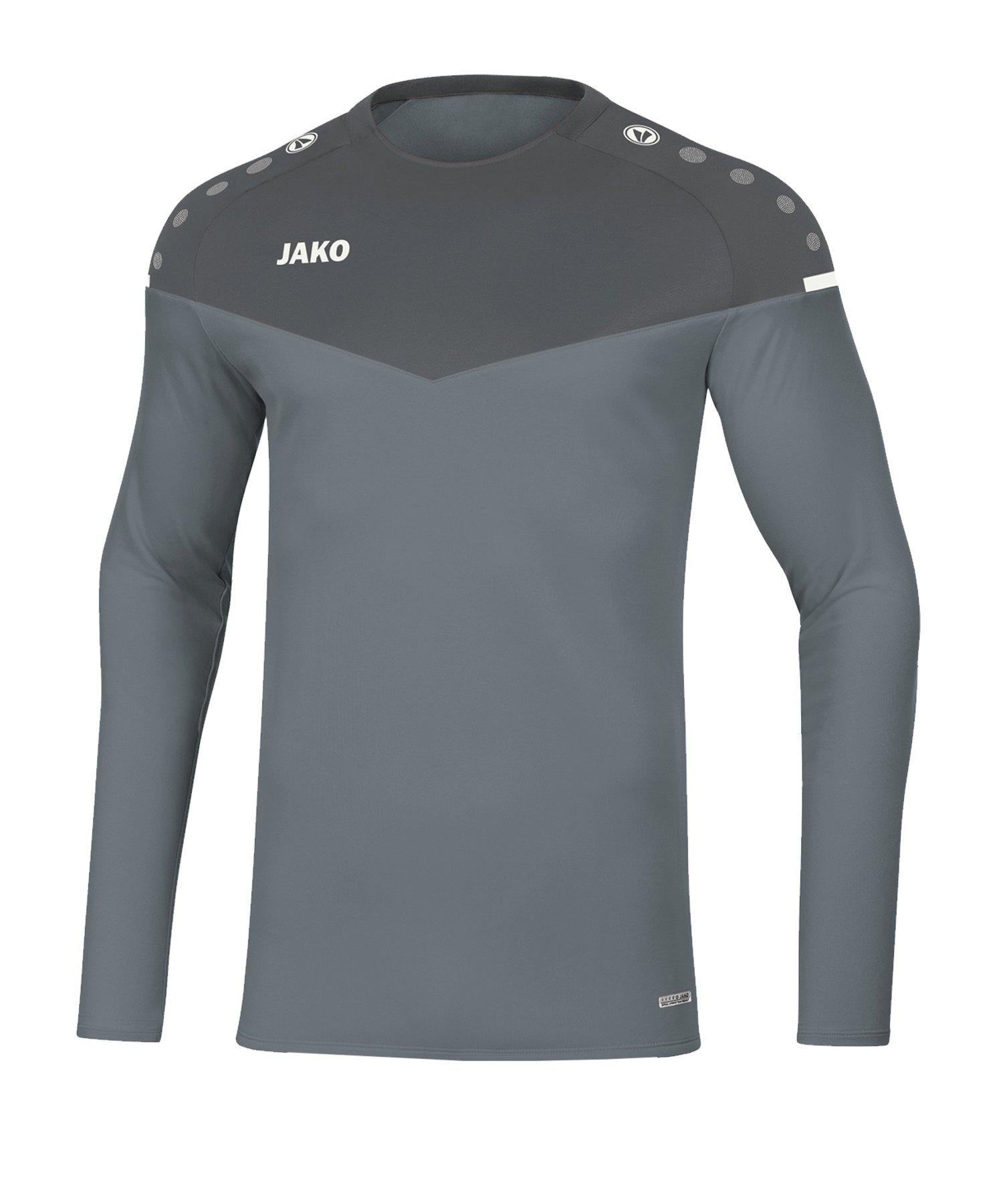 Jako Champ 2.0 Sweatshirt Grau F40 - grau