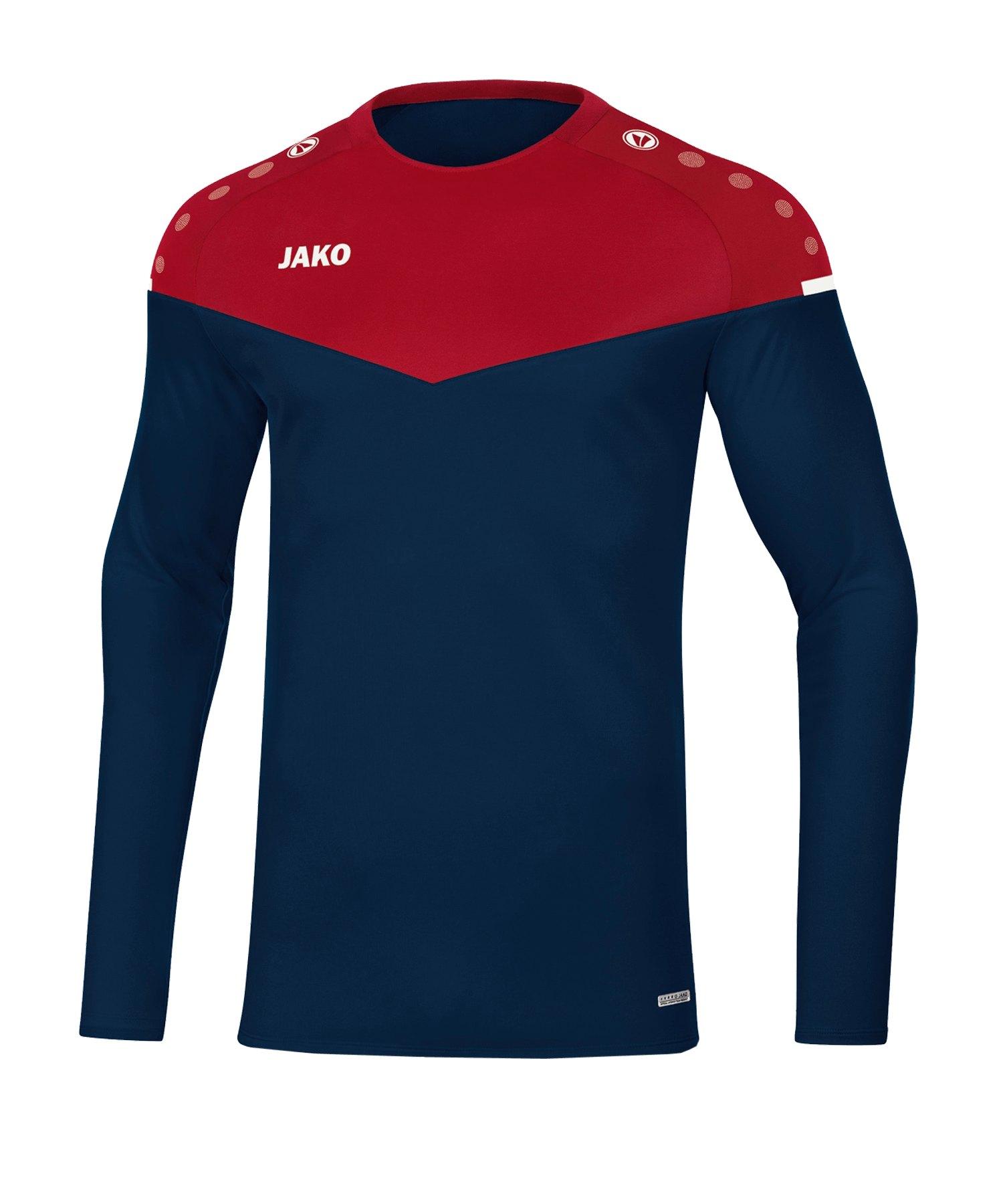 Jako Champ 2.0 Sweatshirt Kids Blau F91 - blau