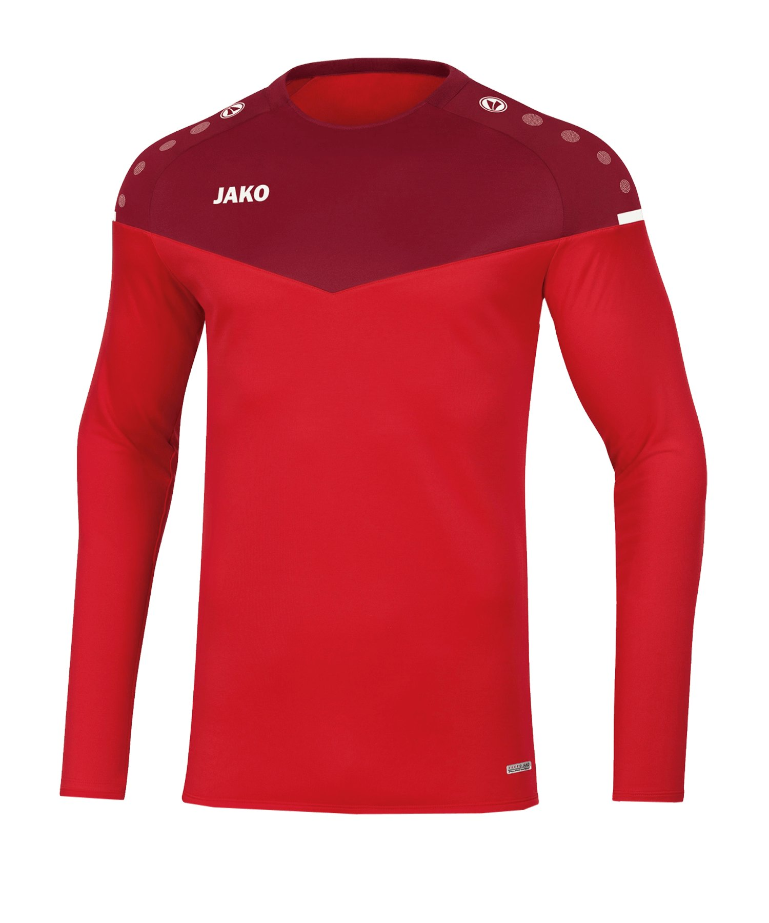 Jako Champ 2.0 Sweatshirt Kids Rot F01 - rot