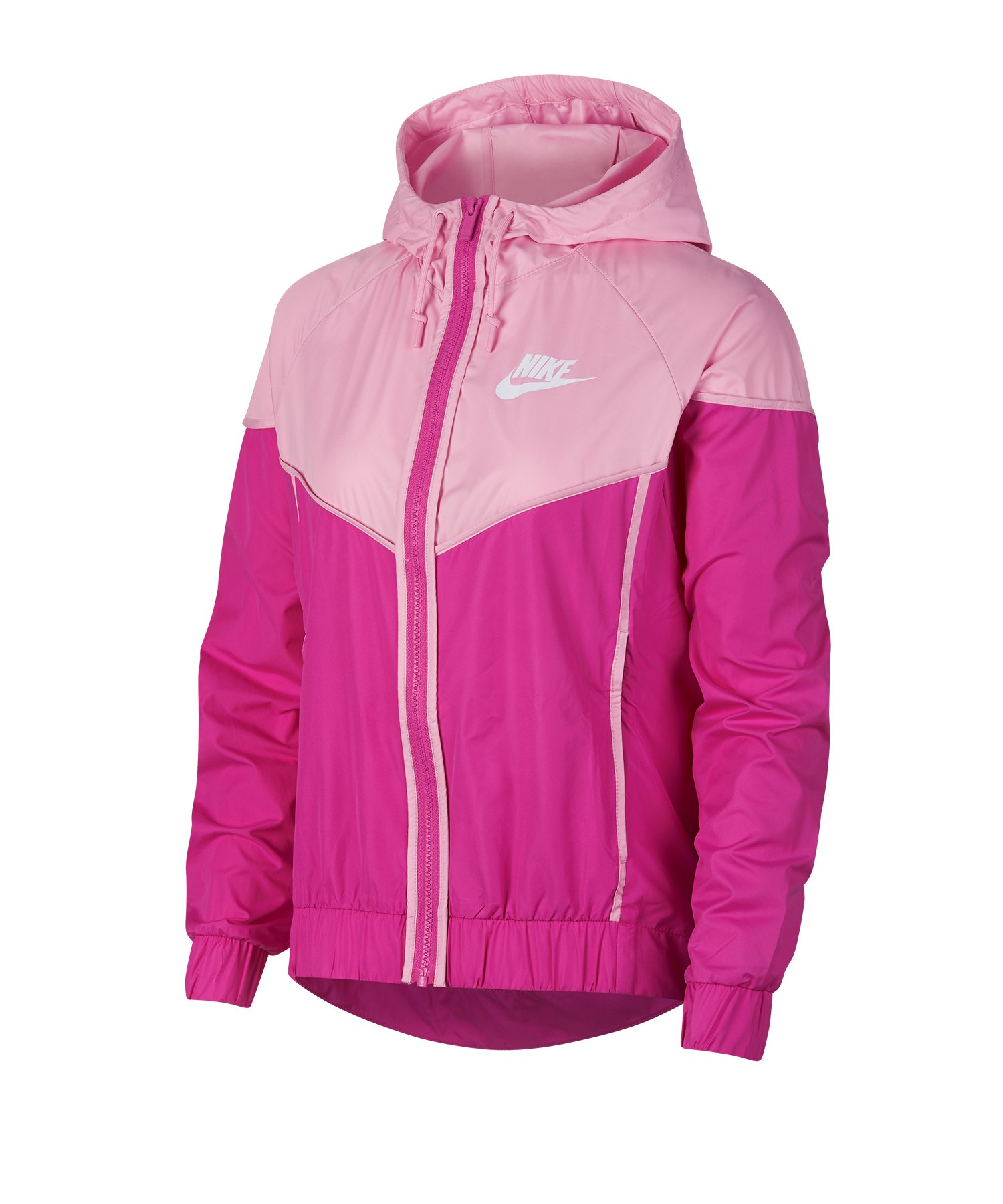 begrenzter Preis jetzt kaufen toller Wert Nike Windrunner Jacket Jacke Damen Pink F623