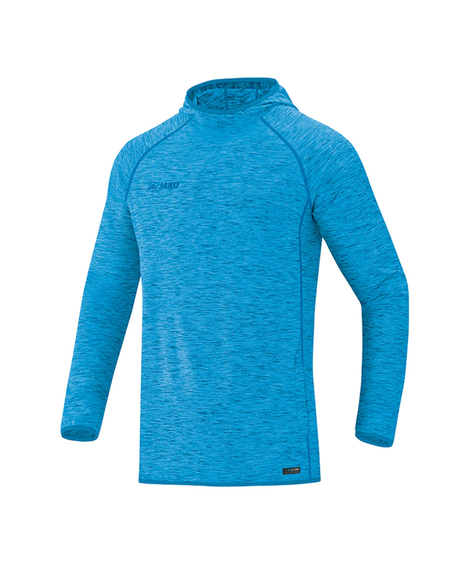 Jako Active Kapuzensweatshirt Blau F89 - Blau