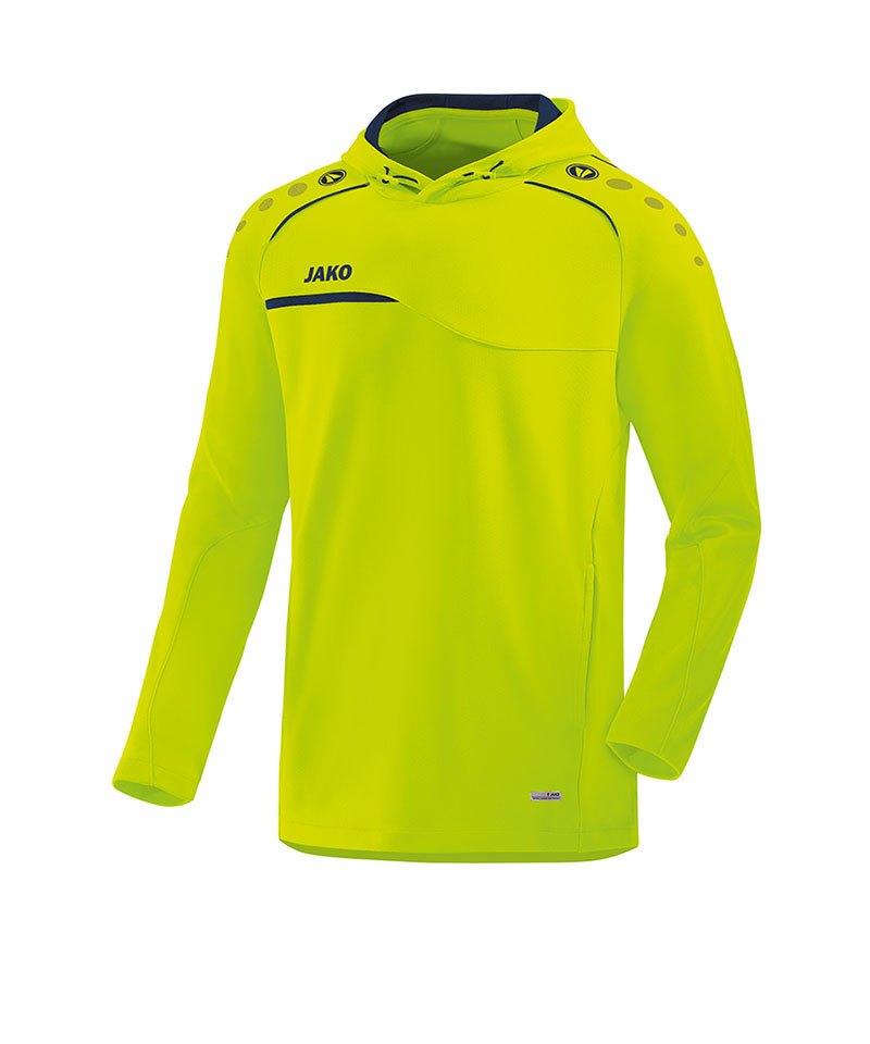 Jako Prestige Hoody Kapuzensweatshirt Gelb F09 - gelb
