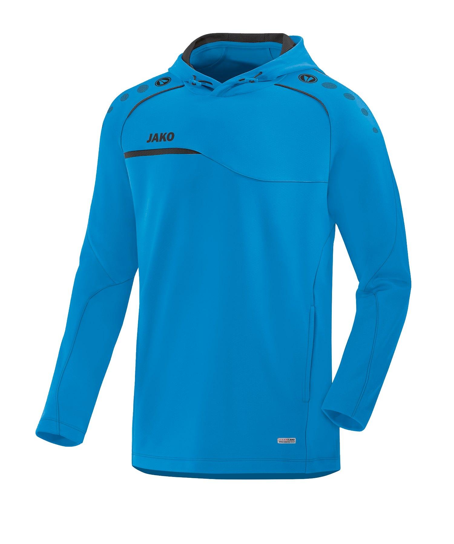Jako Prestige Kapuzensweatshirt Kids Blau F21 - blau
