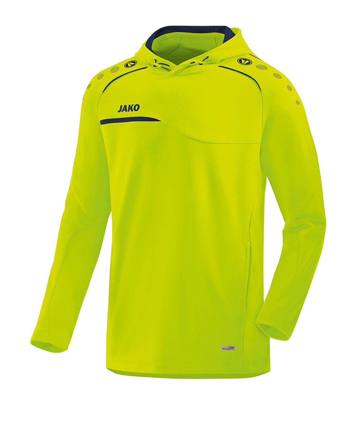 Jako Prestige Kapuzensweatshirt Kids Gelb F09 - gelb