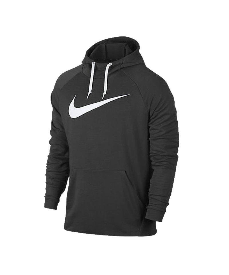 Nike Kapuzensweatshirt Dry Training Hoody F071 - grau