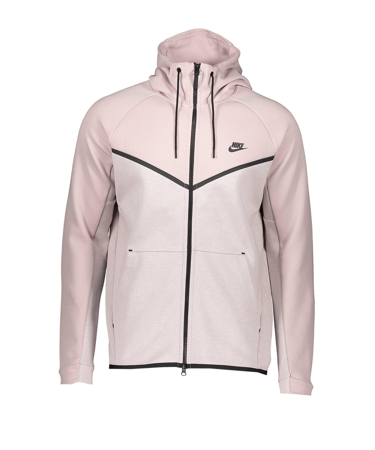 Nike Tech Fleece Windrunner Kapuzenjacke F684 - braun