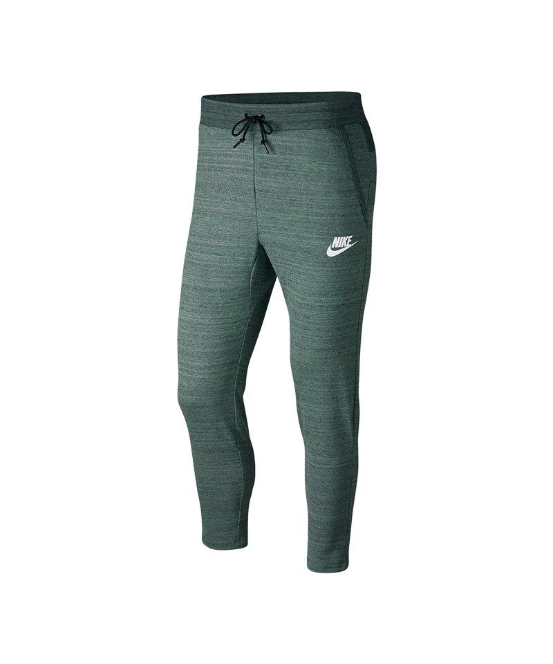 Nike Advance 15 Hose lang Grün F365 - gruen