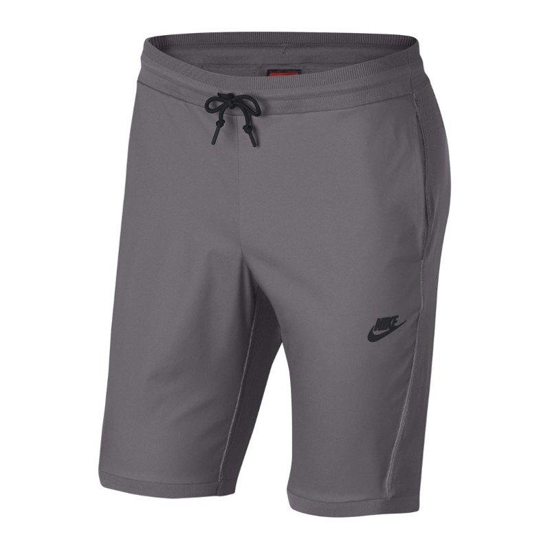 Nike Tech Knit Short Hose kurz Grau F036 - grau