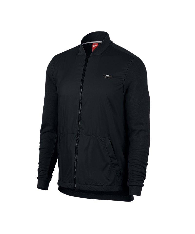 Nike Modern Top Jacke Schwarz F010 - schwarz