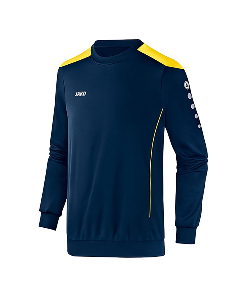 Jako Sweatshirt Cup Kinder F42 Blau Gelb - blau