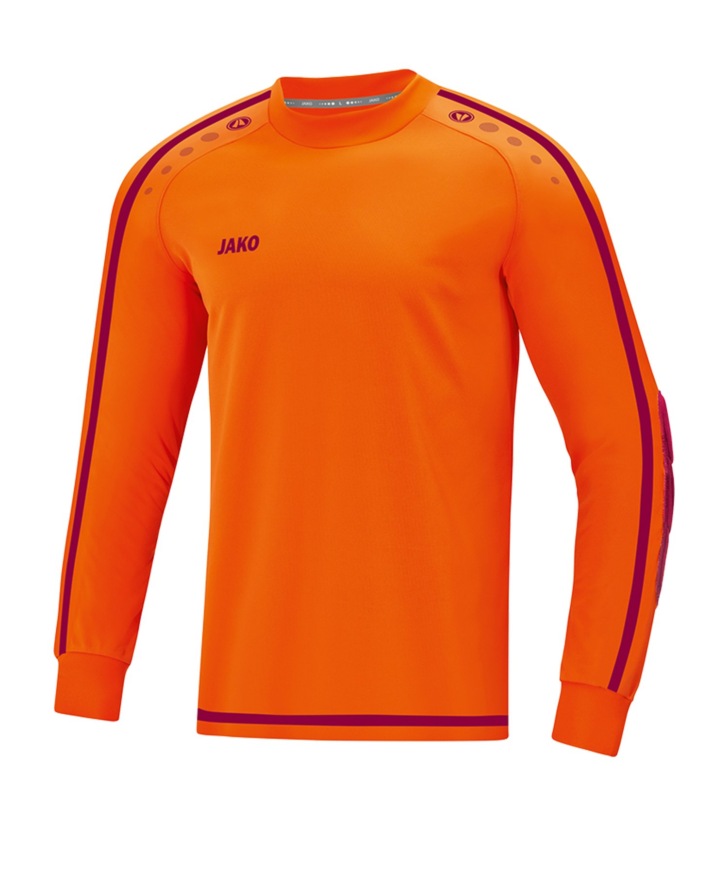 Jako Striker 2.0 Torwarttrikot Orange Rot F19 - Orange