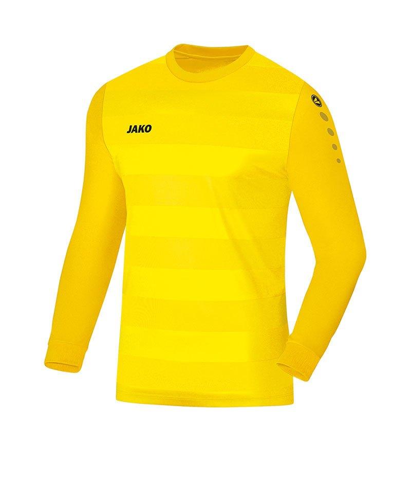 Jako Torwarttrikot Leeds Gelb F03 - gelb