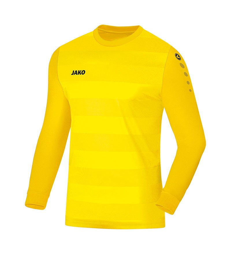 Jako Torwarttrikot Leeds Kinder Gelb F03 - gelb