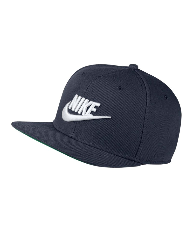 Nike Pro Futura Snapback Cap Blau F451 - blau