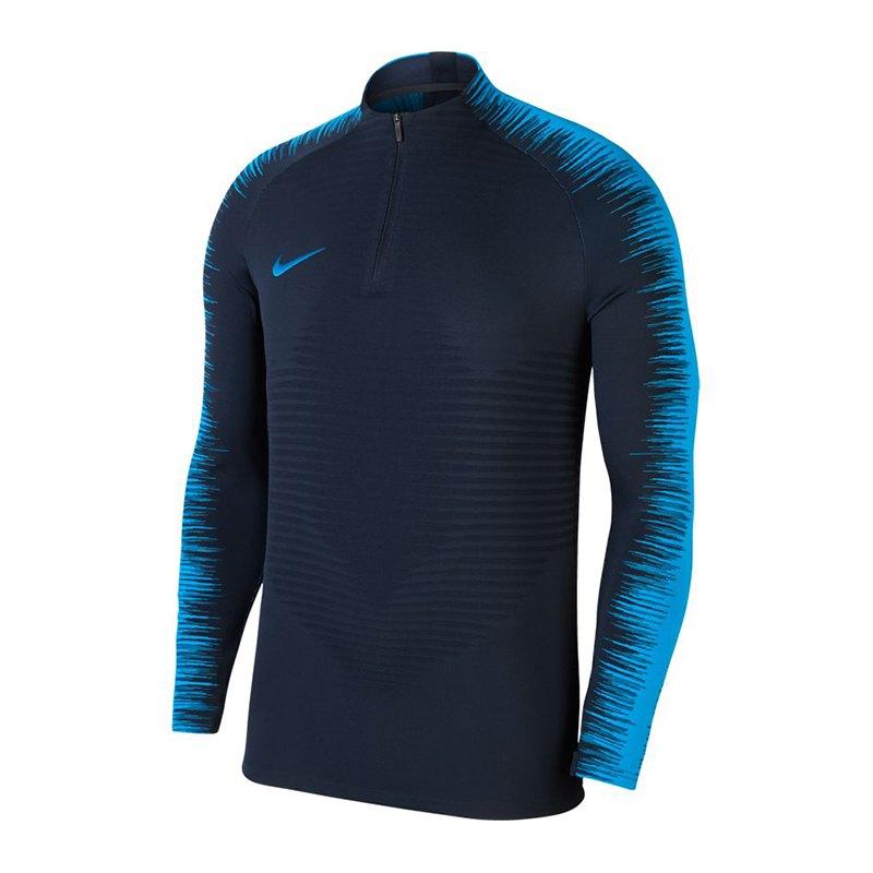 Nike Vapor Knit Strike Drill Top Blau F451 - blau