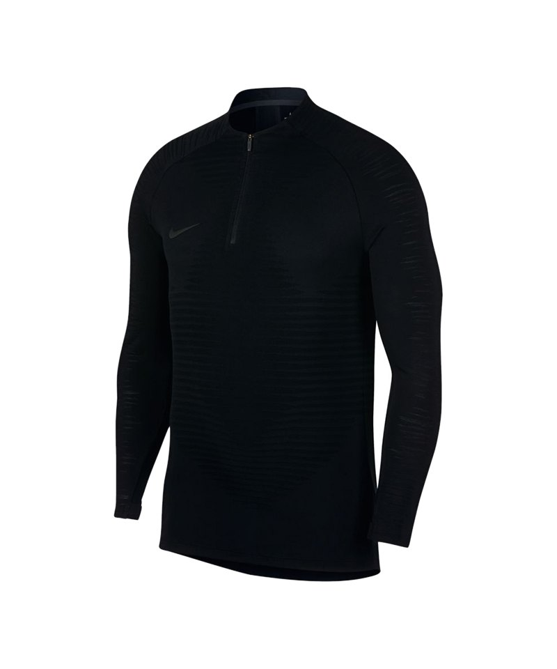 Nike Vapor Knit Strike Drill Top Schwarz F010 - schwarz