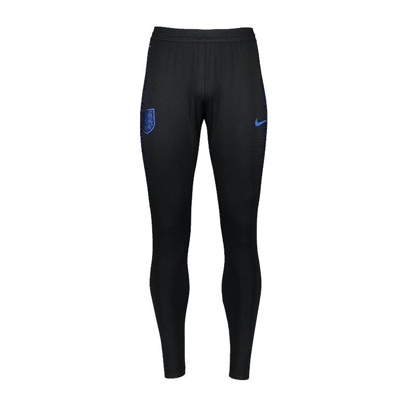 Nike England Vaporknit Strike Drill Pant F011 - schwarz