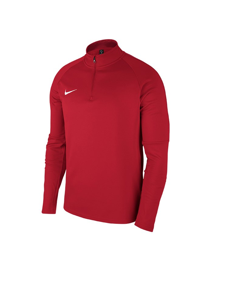 Nike Academy 18 Drill Top Sweatshirt Rot F657 - rot