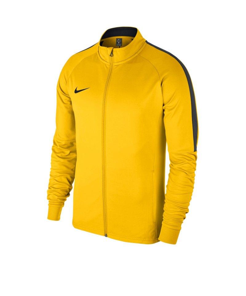Nike Academy 18 Knit Trainingsjacke Gelb F719 - gelb