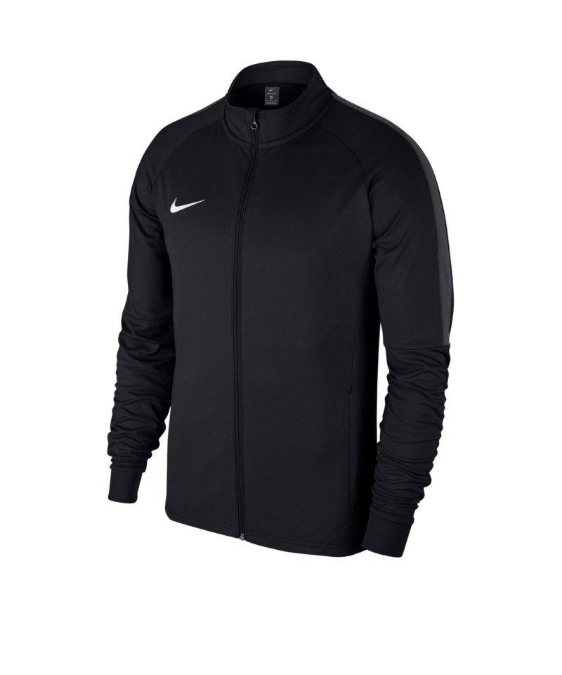 Nike Academy 18 Knit Trainingsjacke Schwarz F010 - schwarz
