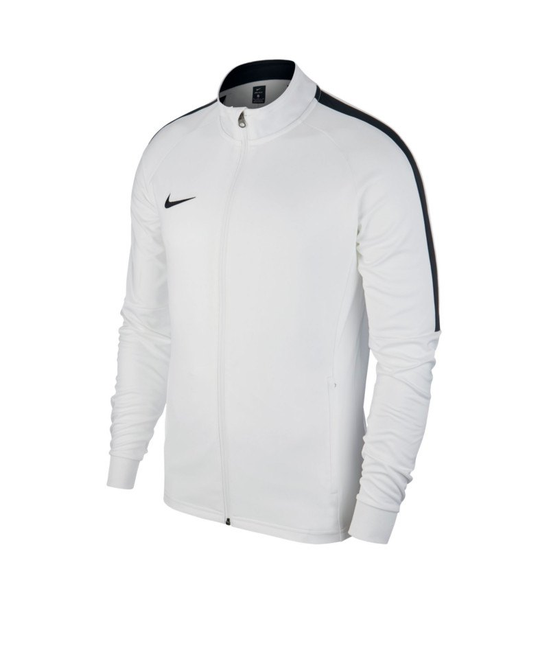 Nike Academy 18 Knit Trainingsjacke Weiss F100 - weiss