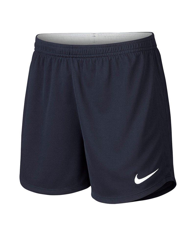 Nike Academy 18 Knit Short Damen Blau F451 - blau