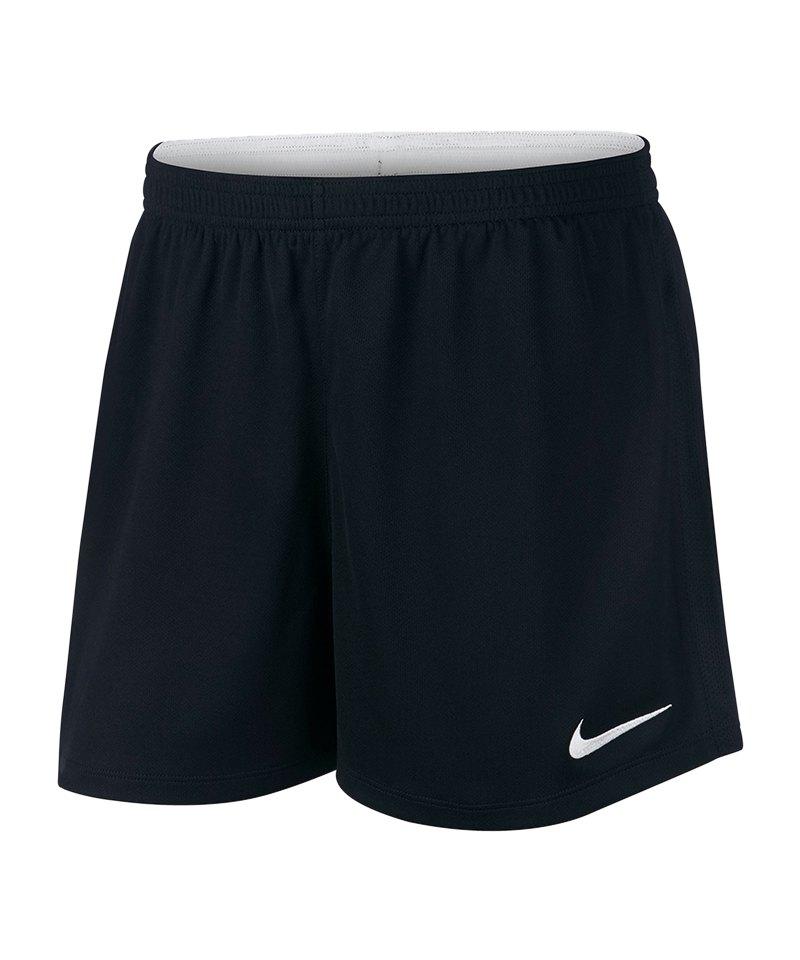 Nike Academy 18 Knit Short Damen Schwarz F010 - schwarz