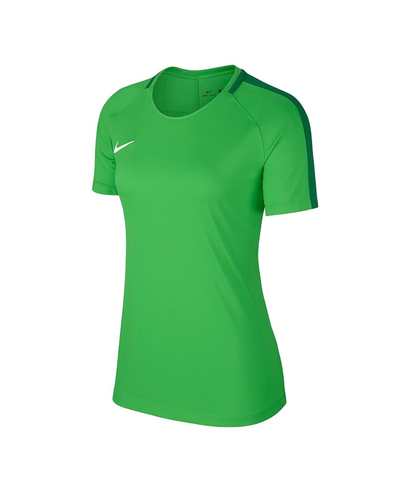 Nike Academy 18 Football T-Shirt Damen F361 - gruen
