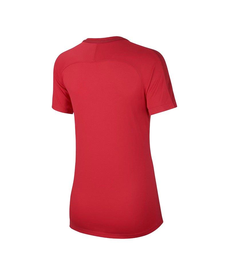 san francisco ed5fd e8b10 Nike Academy 18 Football T-Shirt Damen F657