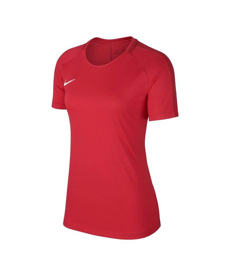 Nike Academy 18 Football T-Shirt Damen F657 - rot