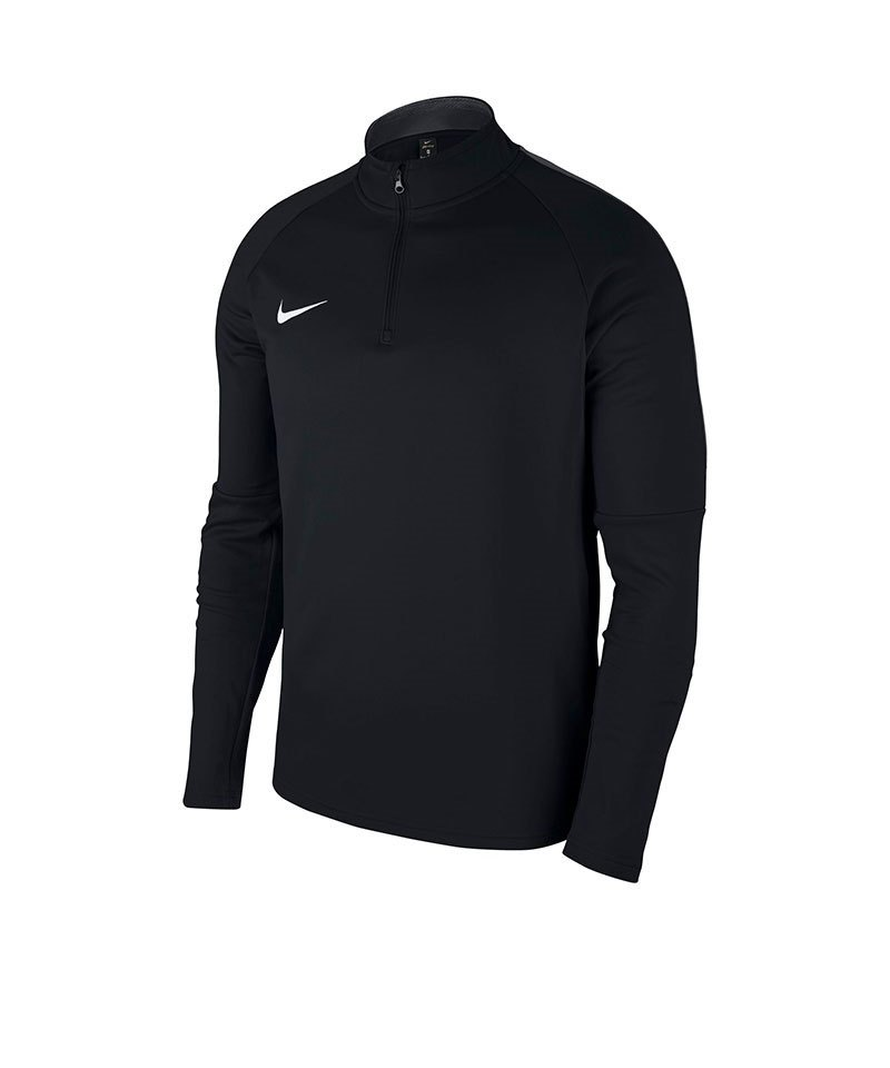 Nike Academy 18 Drill Top Sweatshirt Kids F010 - schwarz