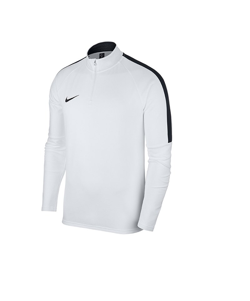 Nike Academy 18 Drill Top Sweatshirt Kids F100 - weiss