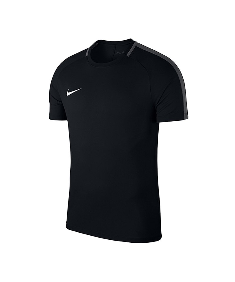 Nike Academy 18 Football Top T-Shirt Kids F010 - schwarz