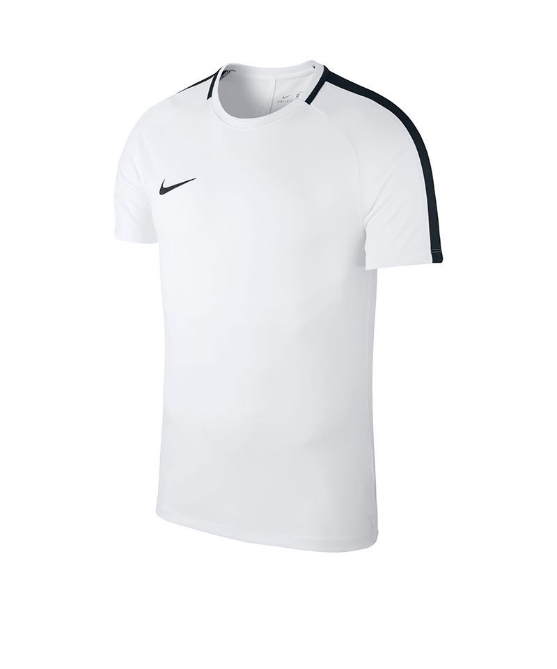 Nike Academy 18 Football Top T-Shirt Kids F100 - weiss