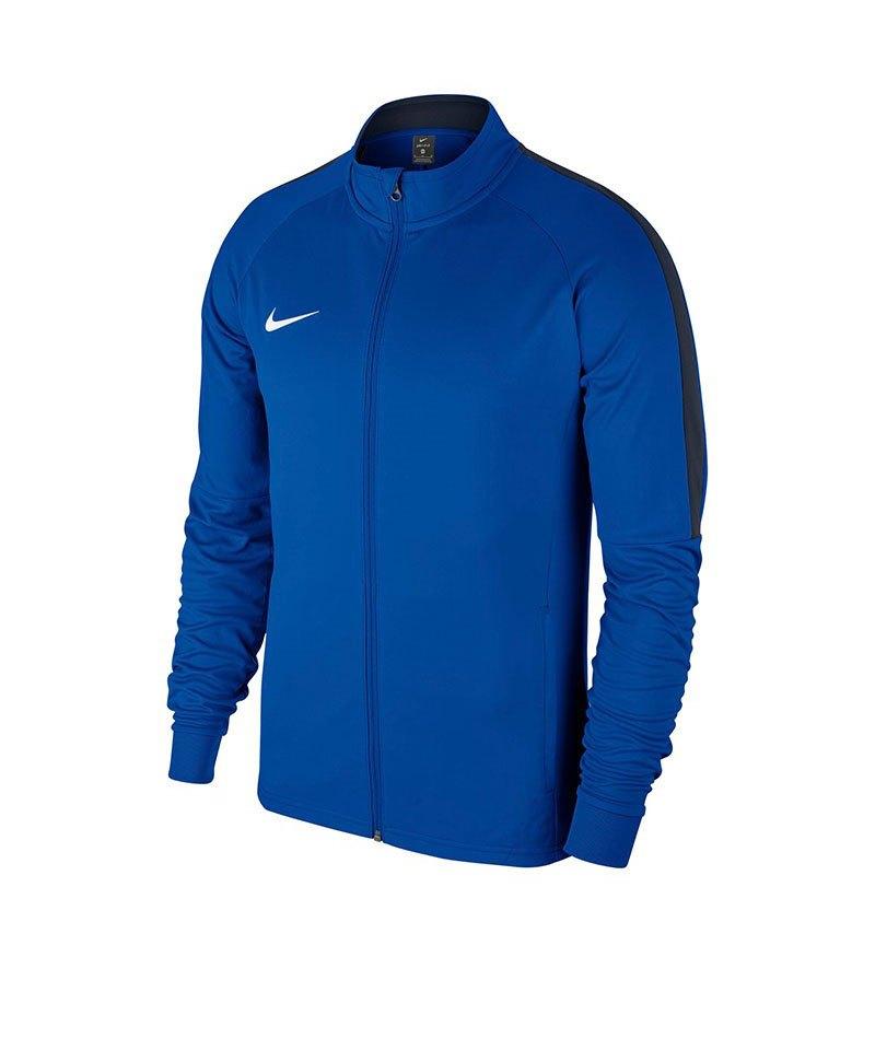 Nike Academy 18 Knit Trainingsjacke Kids Blau F463 - blau
